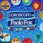 Oroscopo Paolo Fox domani 18 settembre 2020