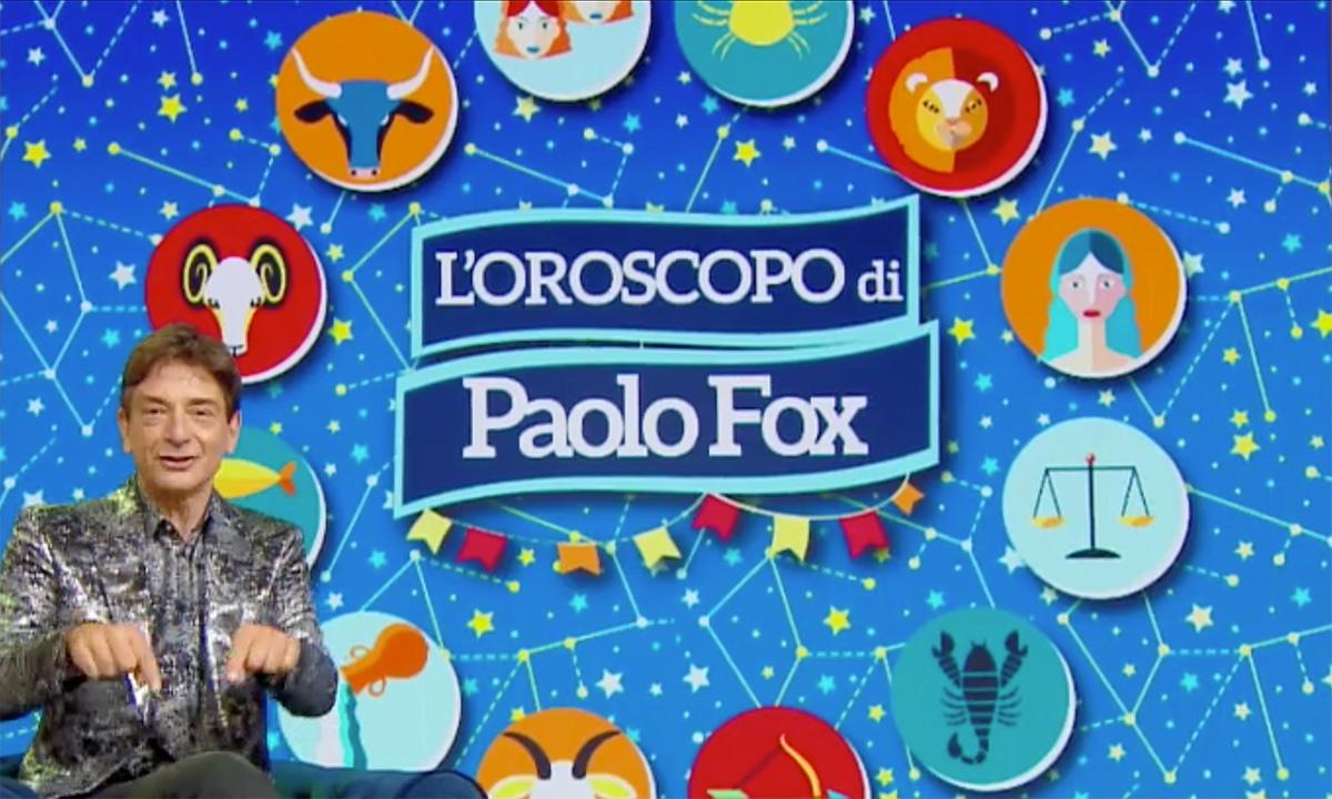 Oroscopo Paolo Fox domani 18 dicembre 2020