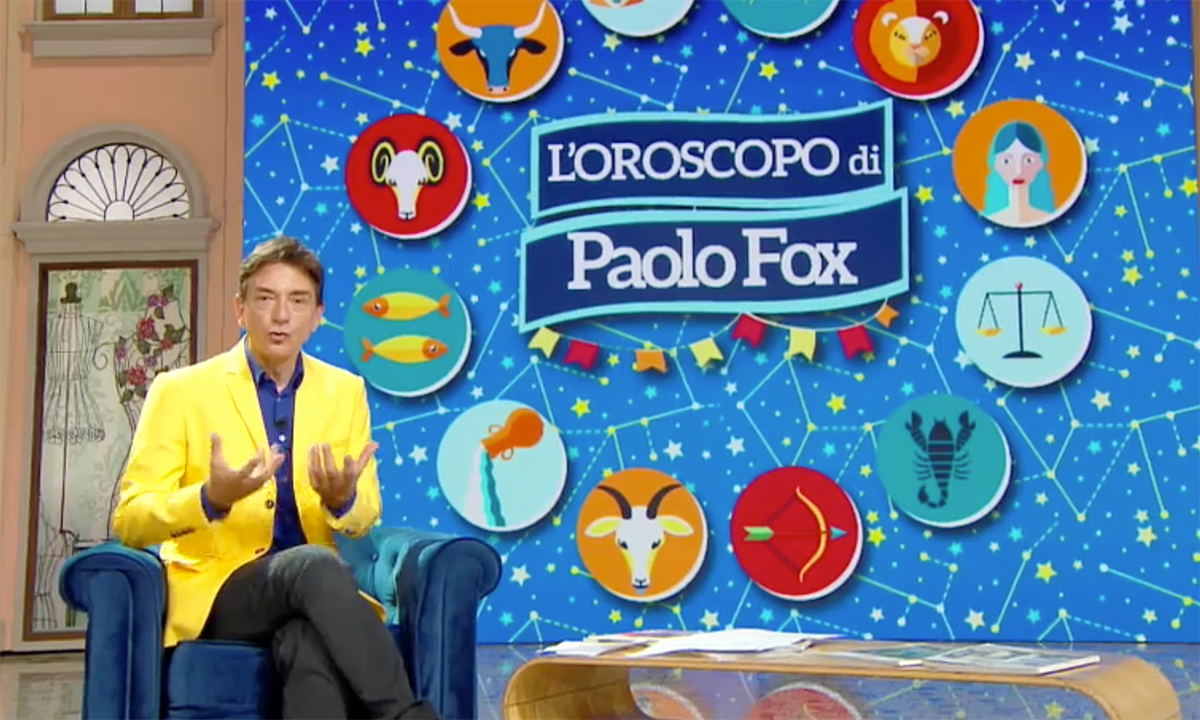 Oroscopo Paolo Fox domani 24 gennaio 2021
