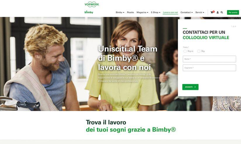 Come lavorare in Bimby e Vorwerk Italia