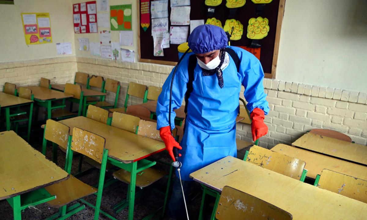 Contagi Coronavirus a scuola a oggi 5 ottobre in ogni regione