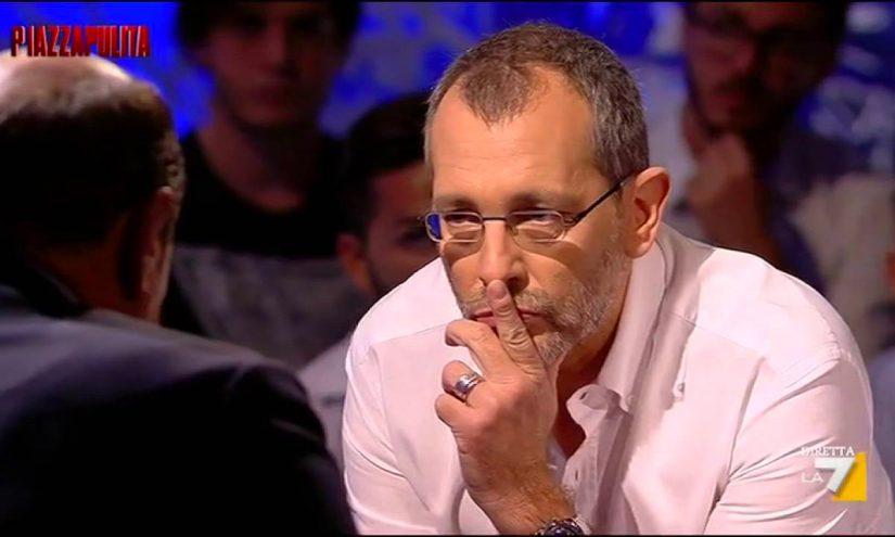 Foto per capire chi è Corrado Formigli