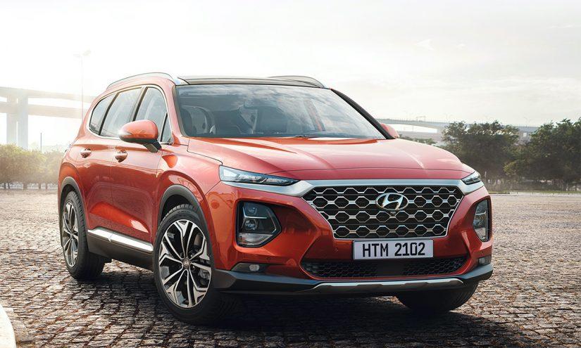 Foto Hyundai Santa Fe