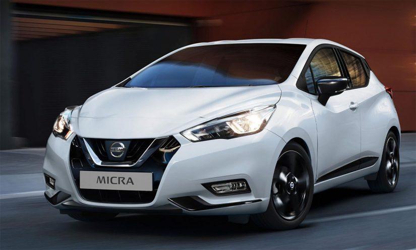 Foto Nissan Micra 2020