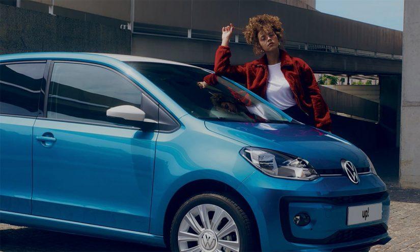 Foto Volkswagen Up 2020