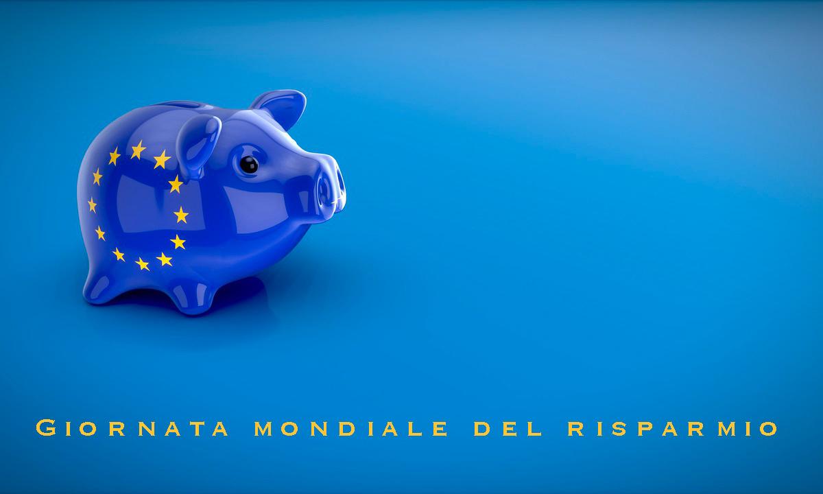 Immagini Giornata mondiale del risparmio