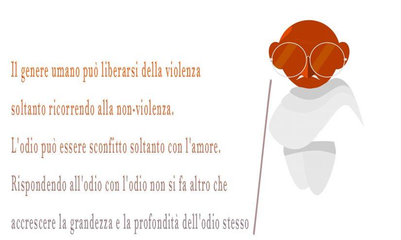 Immagini Giornata internazionale della nonviolenza