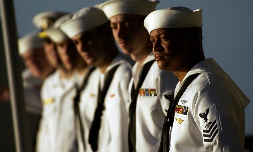 Diventare sottoufficiale della Marina