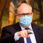 Ministro Gualtieri sul decreto ristori