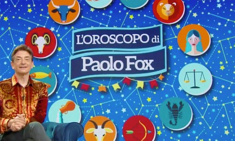 Oroscopo Paolo Fox domani 1 febbraio 2021