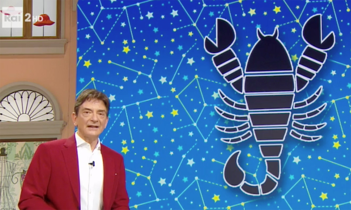 Oroscopo Scorpione Novembre 2020 di Paolo Fox