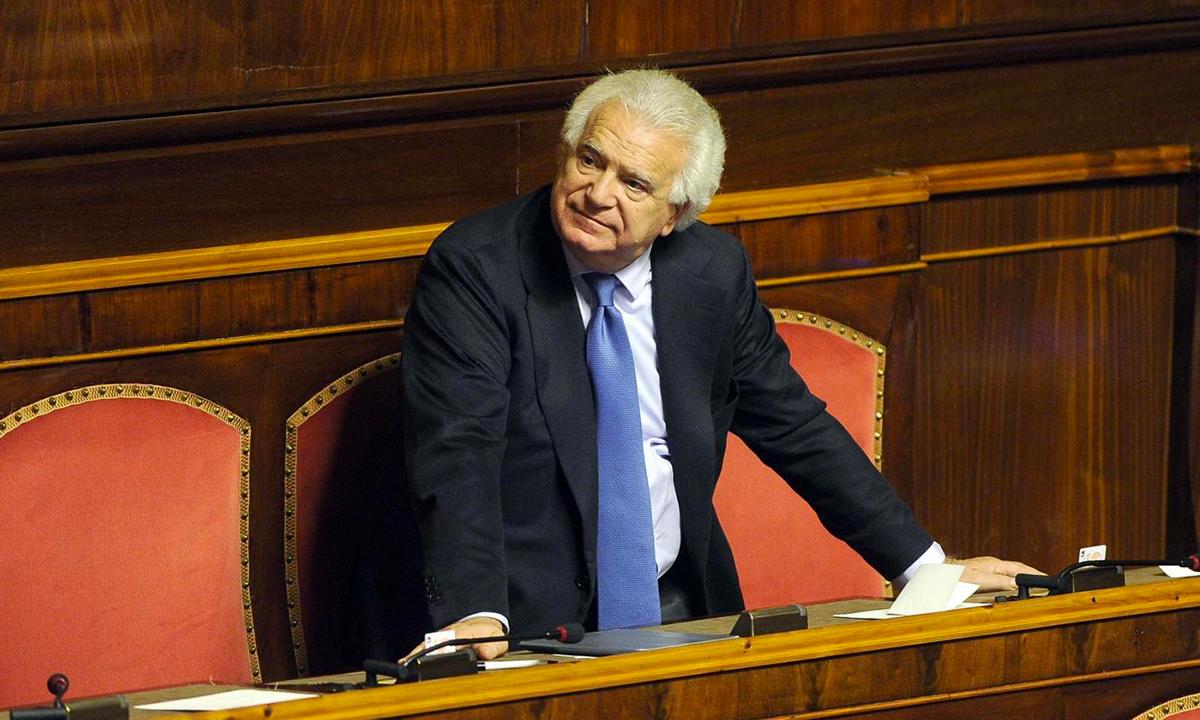 Denis Verdini condannato