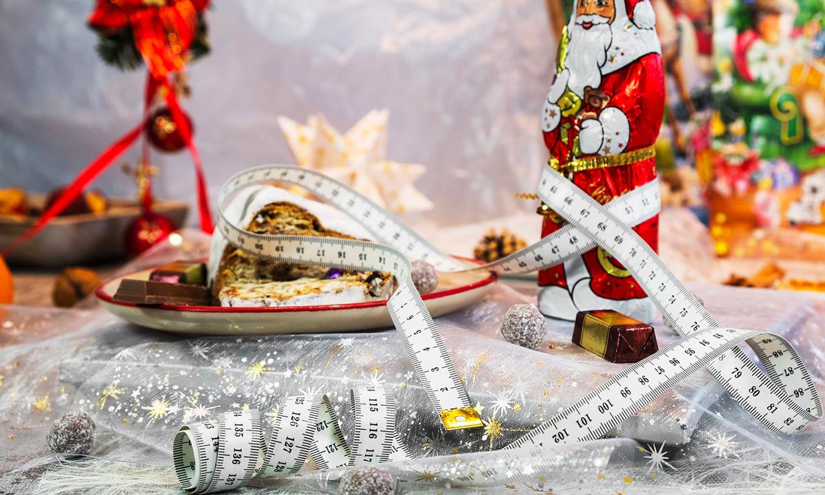 Dieta prima delle feste di Natale