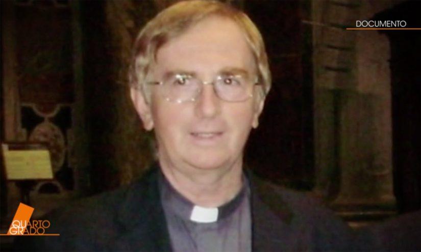 Foto per capire chi è Don Enrico Radice
