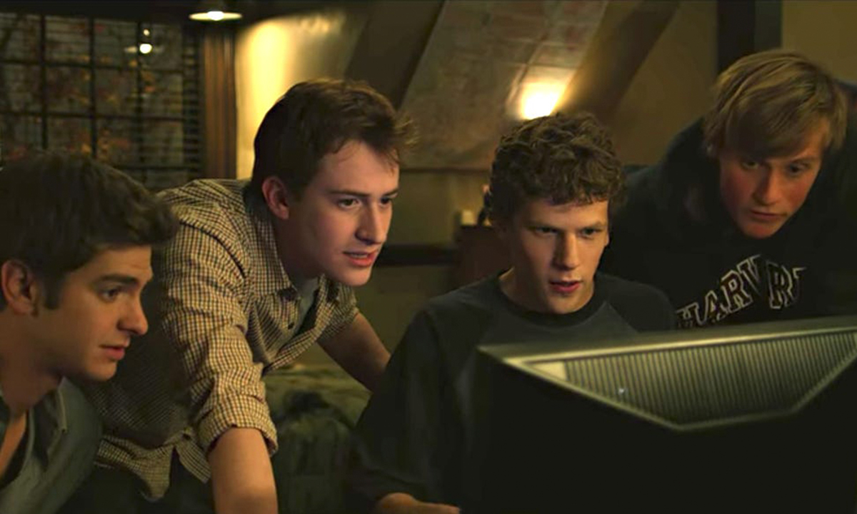 Foto The Social Network
