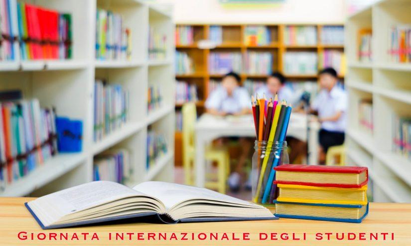 Immagini Giornata internazionale degli studenti