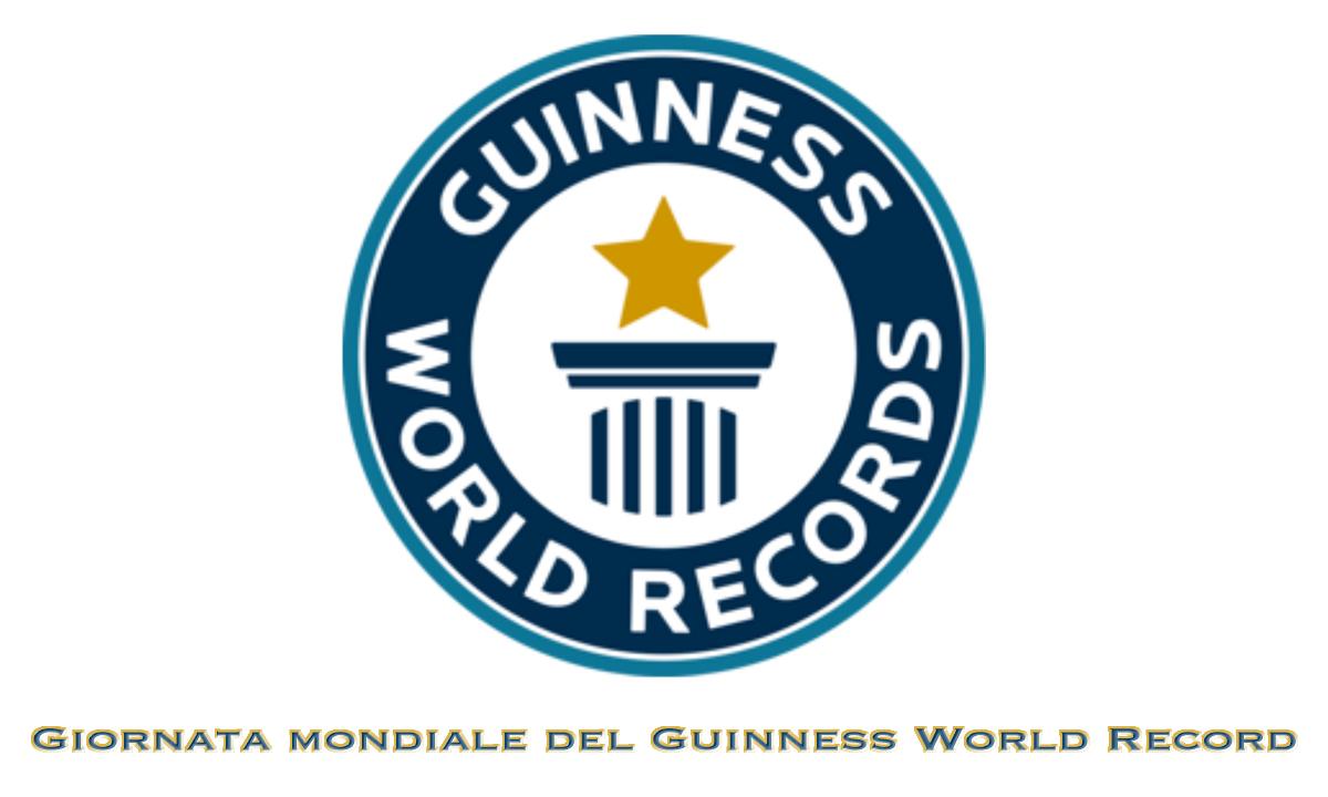 Immagini Giornata mondiale del Guinness World Record