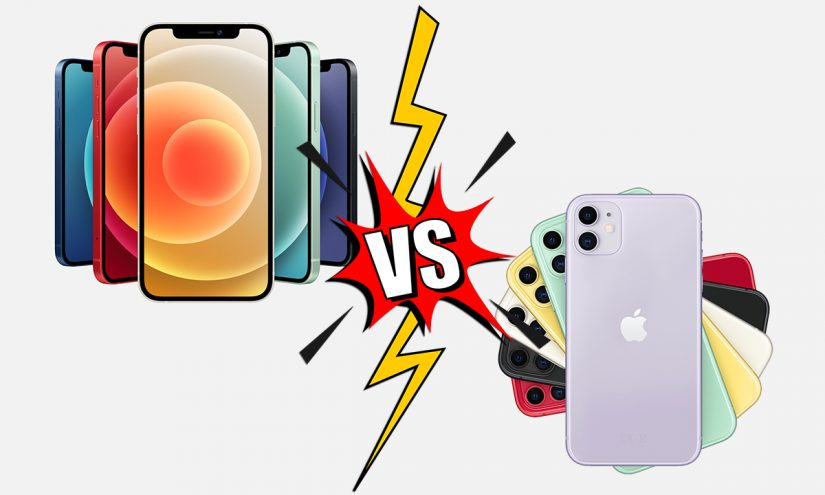 Differenze tra iPhone 12 e 11