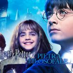 Locandina Harry Potter e la pietra filosofale
