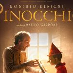 Locandina Pinocchio di Matteo Garrone