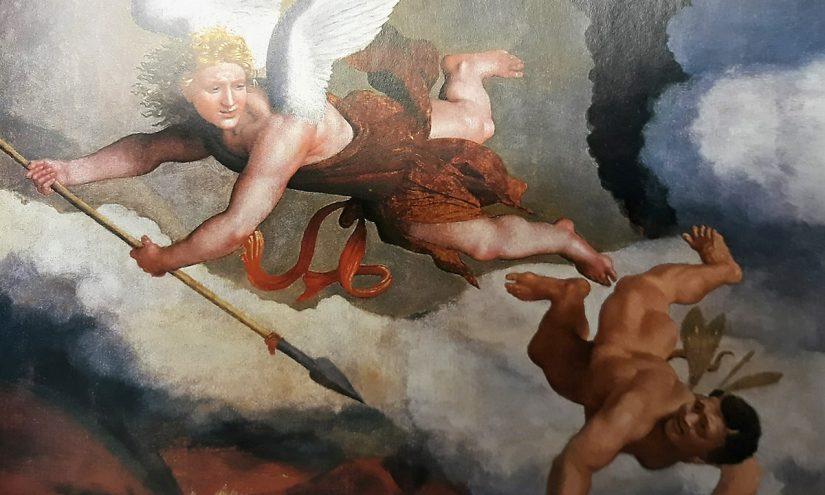 Immagine per capire chi era Lucifero