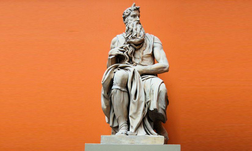 Immagine per capire chi era Mosè