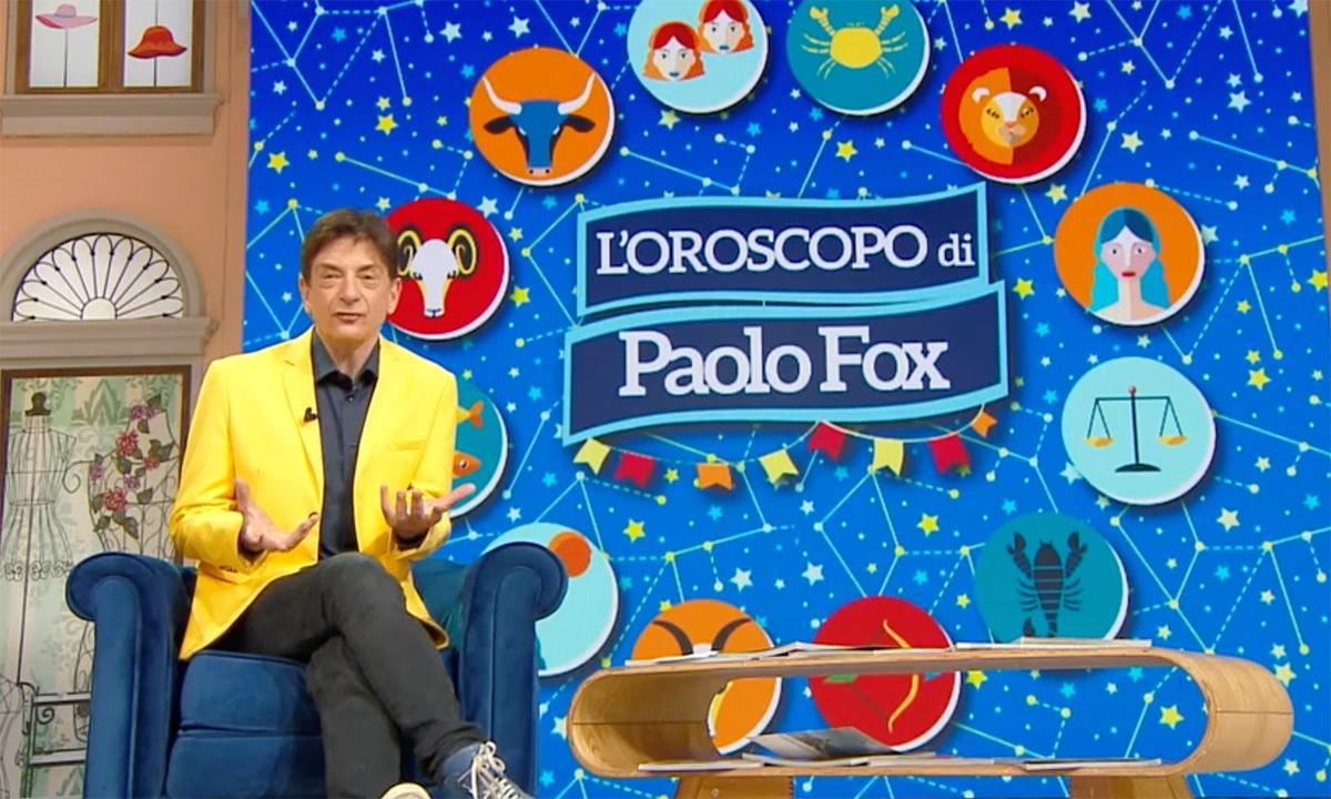 Oroscopo Paolo Fox domani 1 agosto 2021