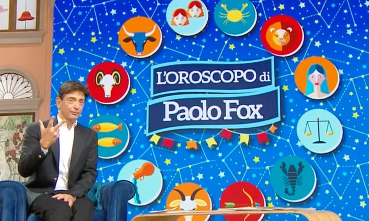 Oroscopo Paolo Fox domani 3 ottobre 2021