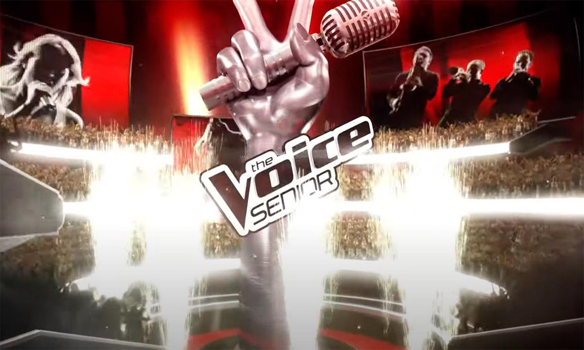 The Voice Senior venerdì 27 novembre 2020