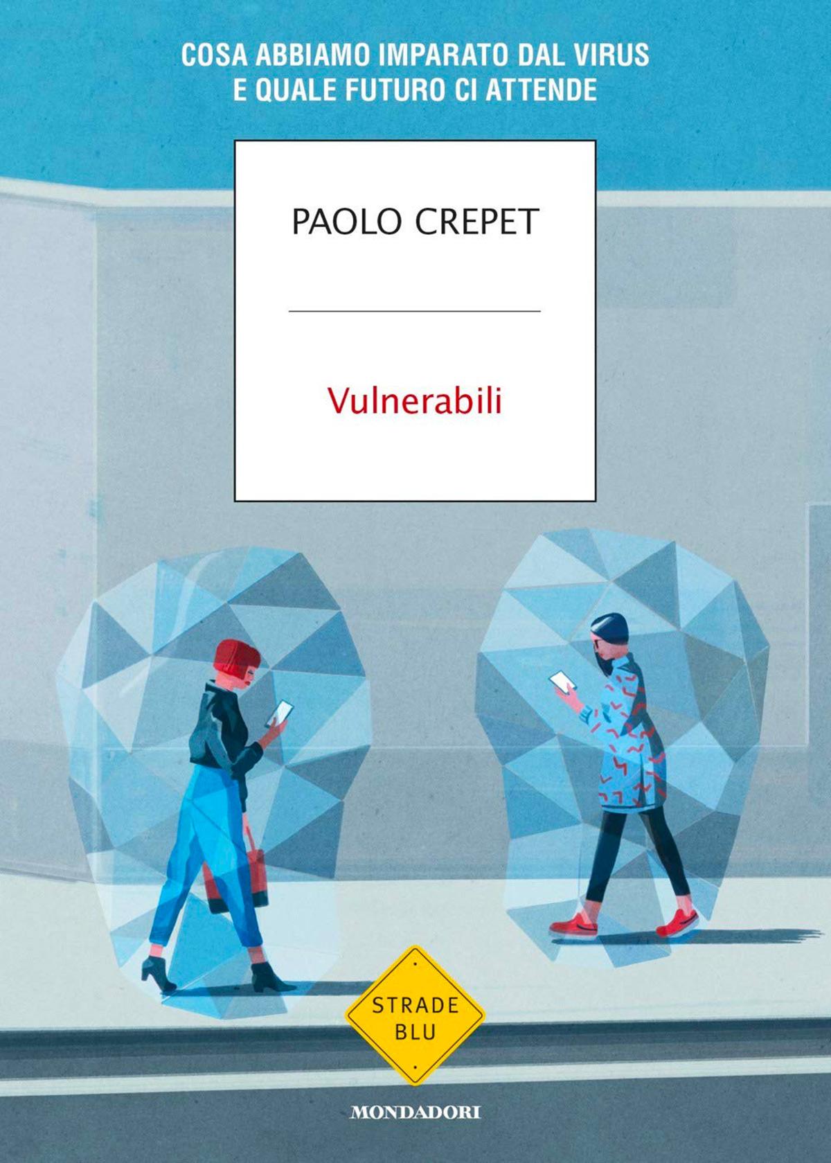 Vulnerabili libro Paolo Crepet