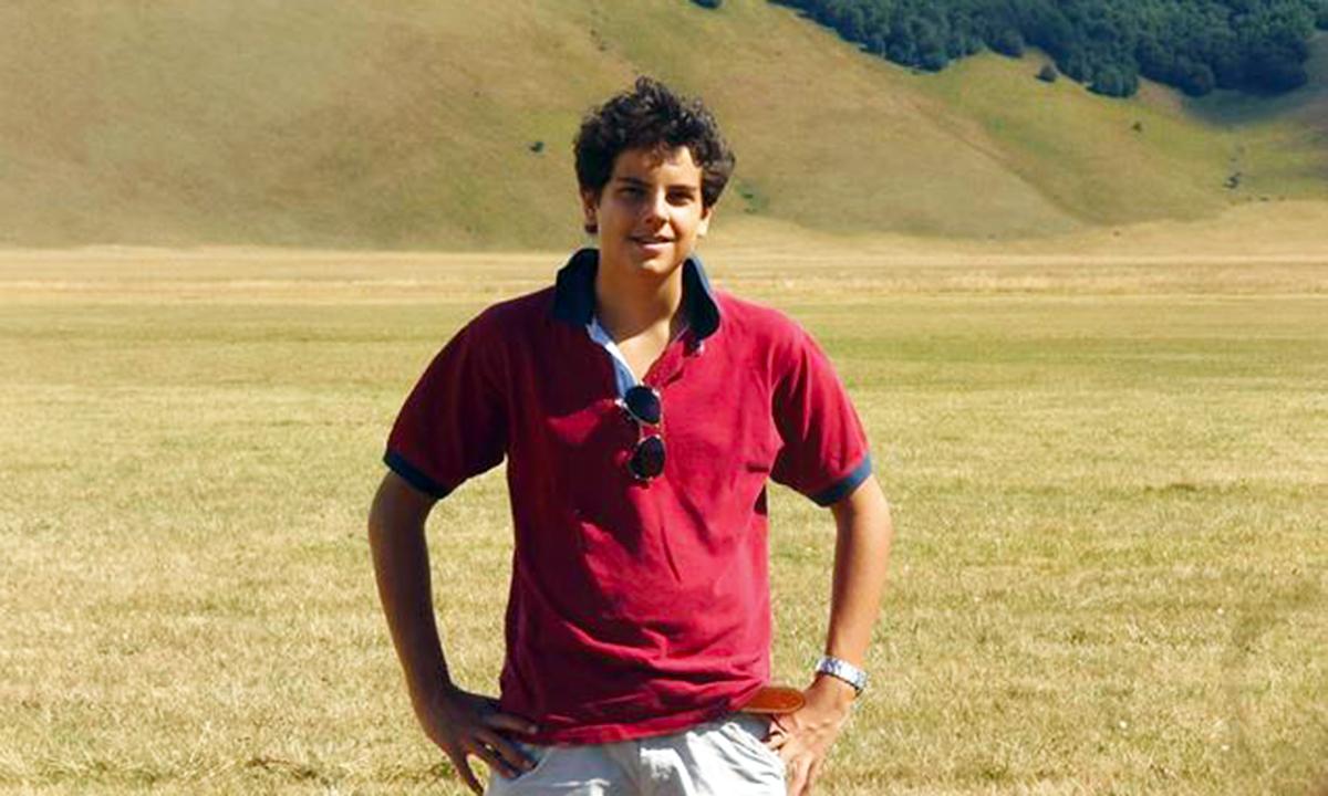 Foto per capire chi era Carlo Acutis beato
