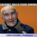 Foto per capire chi è è Carlo Gilardi