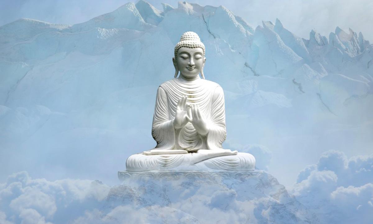 Statua per capire chi era Gautama Buddha