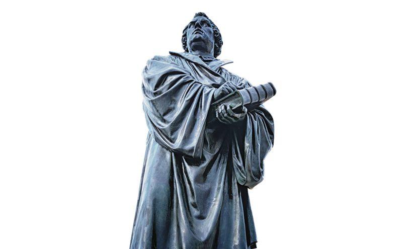 Immagine per capire chi era Martin Lutero