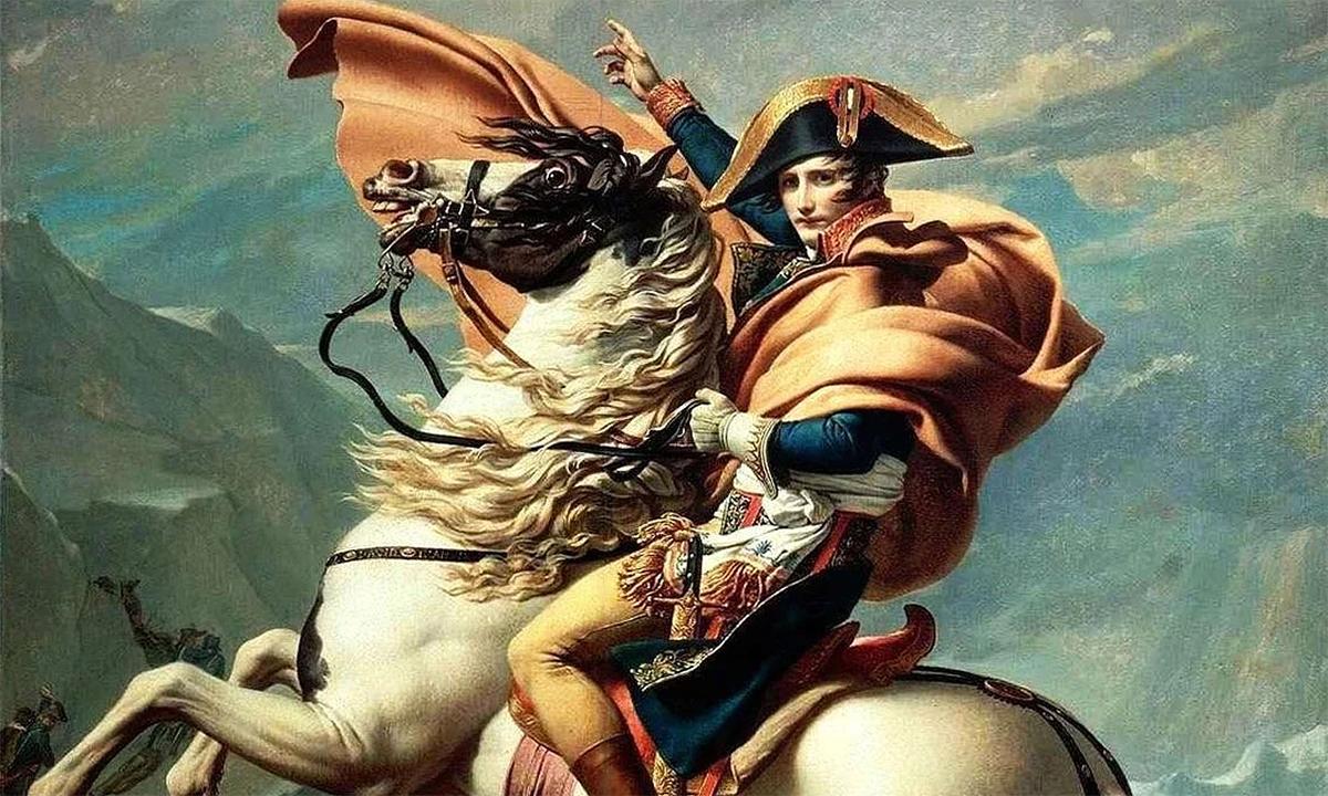 Ritratto per capire chi era Napoleone Bonaparte