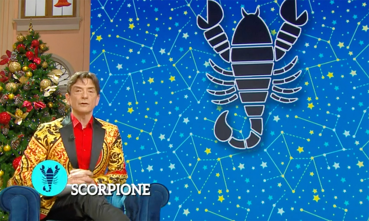 Oroscopo Scorpione Maggio 2021 di Paolo Fox