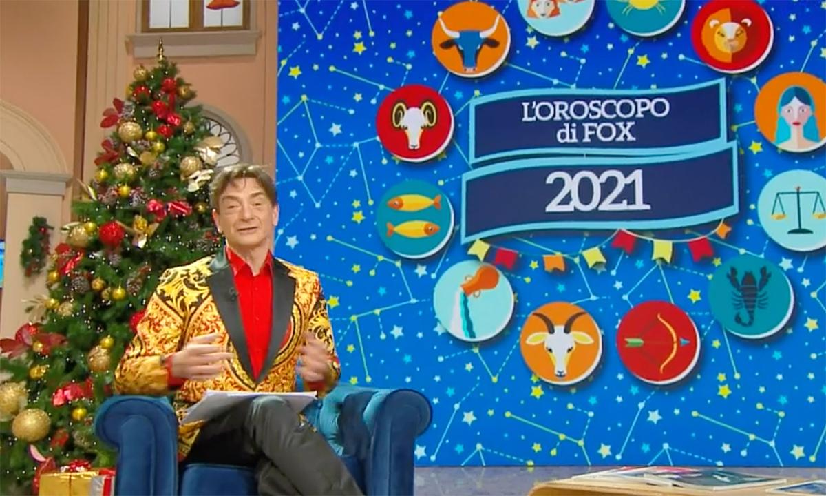 Oroscopo 2021 Paolo Fox