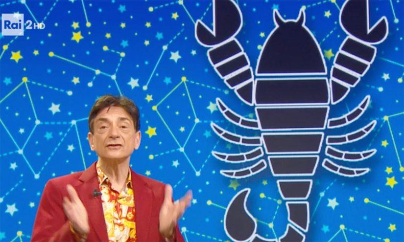 Oroscopo Scorpione ottobre 2021 di Paolo Fox