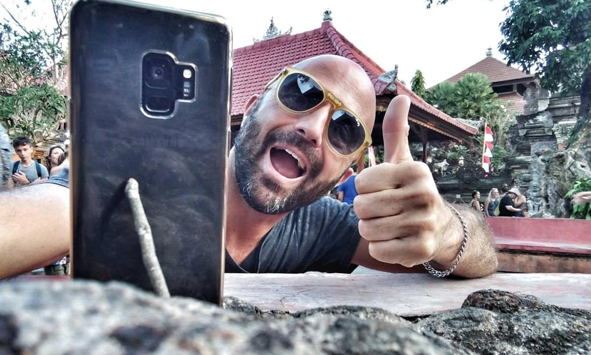Sindrome da selfie