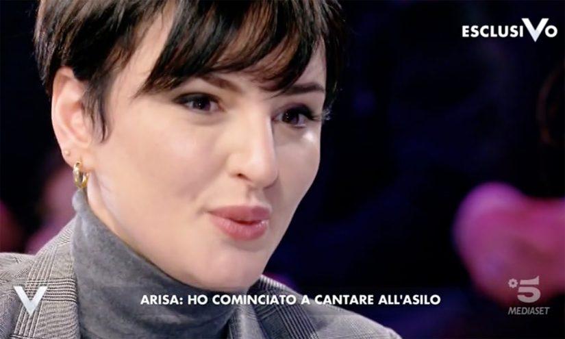Foto per capire chi è Arisa