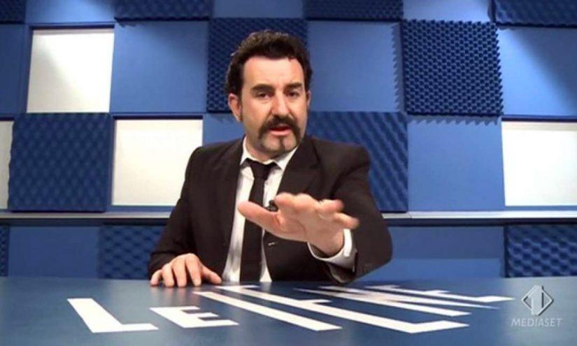 Foto per capire chi è Luigi Pelazza