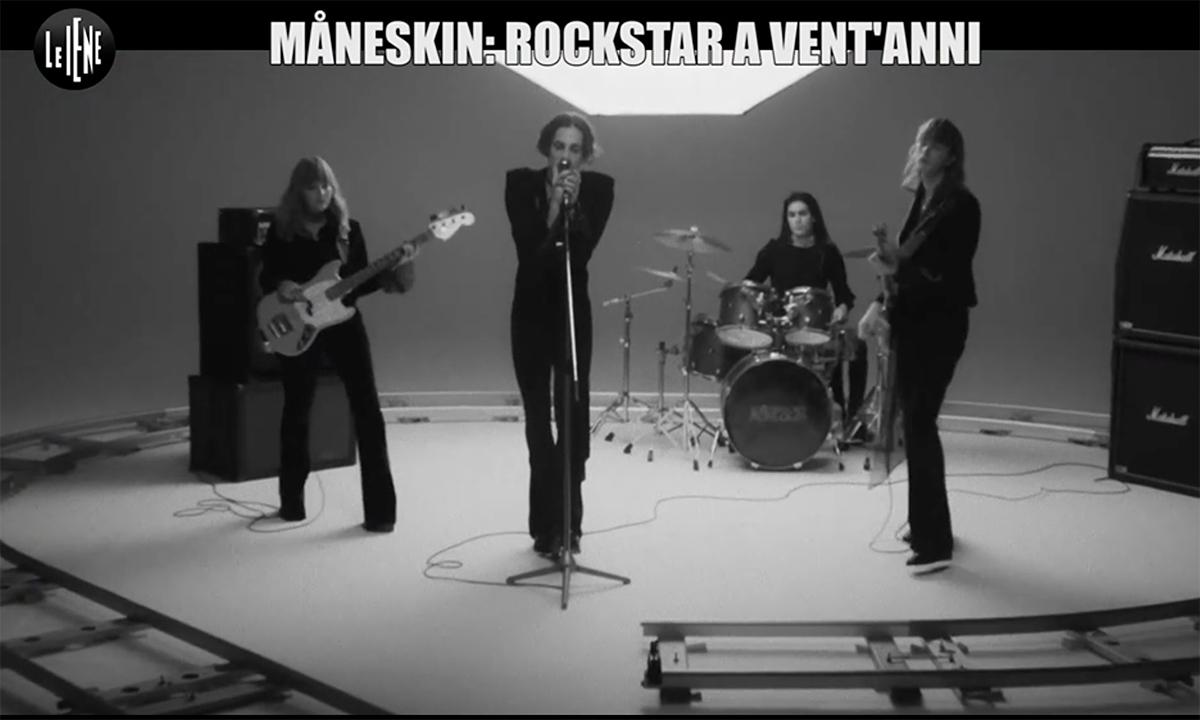 Foto per capire chi sono i Maneskin