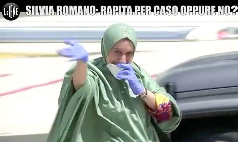 Foto per capire chi è Silvia Romano oggi