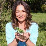 Consigli di Tessa Gelisio per giovani vegani