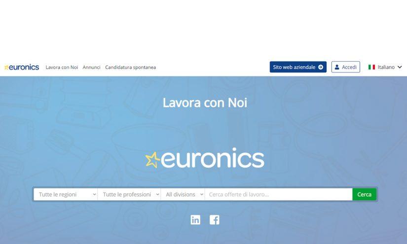 Lavorare da Euronics