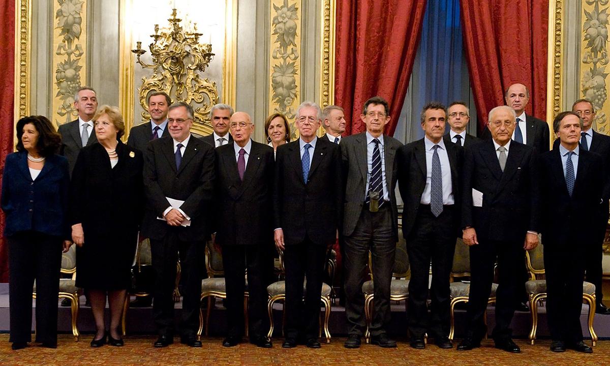 Governo tecnico Monti