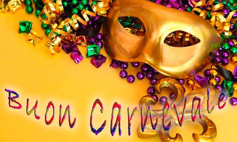 Immagini per messaggi WhatsApp per Carnevale