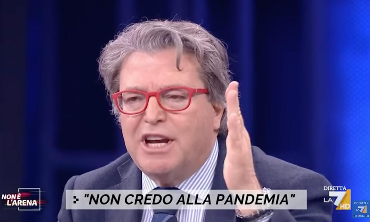 Foto per capire chi è Mariano Amici
