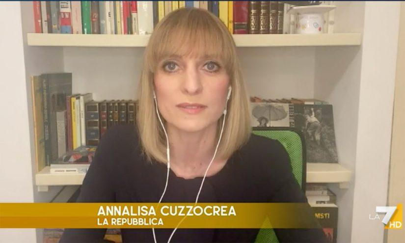 Foto per capire chi è Annalisa Cuzzocrea