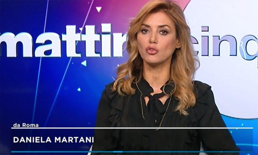 Foto per capire chi è Daniela Martani oggi